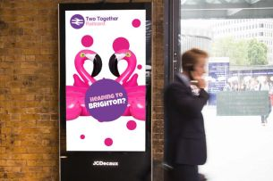 National Rail Launches First-Ever DOOH Railcard Campaign