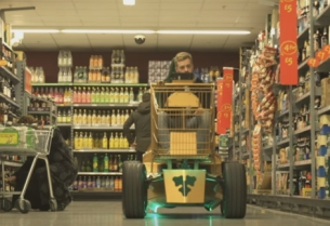 Did Carlsberg Just Invent the Ultimate Shopping Trolley?