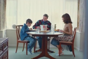 BBH London Celebrates 50 Years of Family & Fried Chicken for KFC