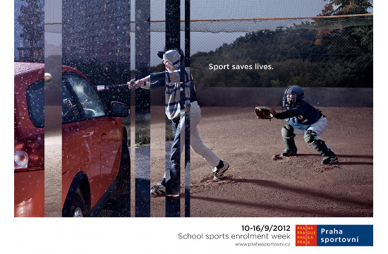 City of Prague Pushes Kids to Sport