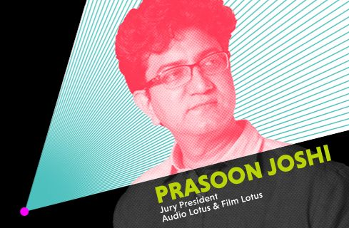 Prasoon Joshi Joins Adfest 2019 as Jury President of Audio Lotus and Film Lotus