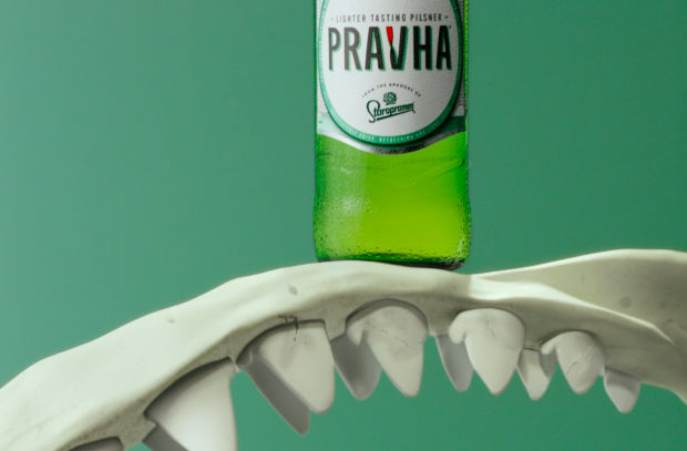 Pravha Gets Metaphorical in Debut Off-Trade Campaign