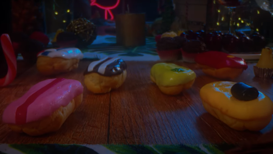 Story Productions Races to 2021 with Its Food-Filled Stop Motion Christmas Film