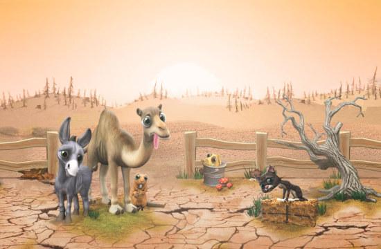 Saatchi Brings Online Drought to Farmerama