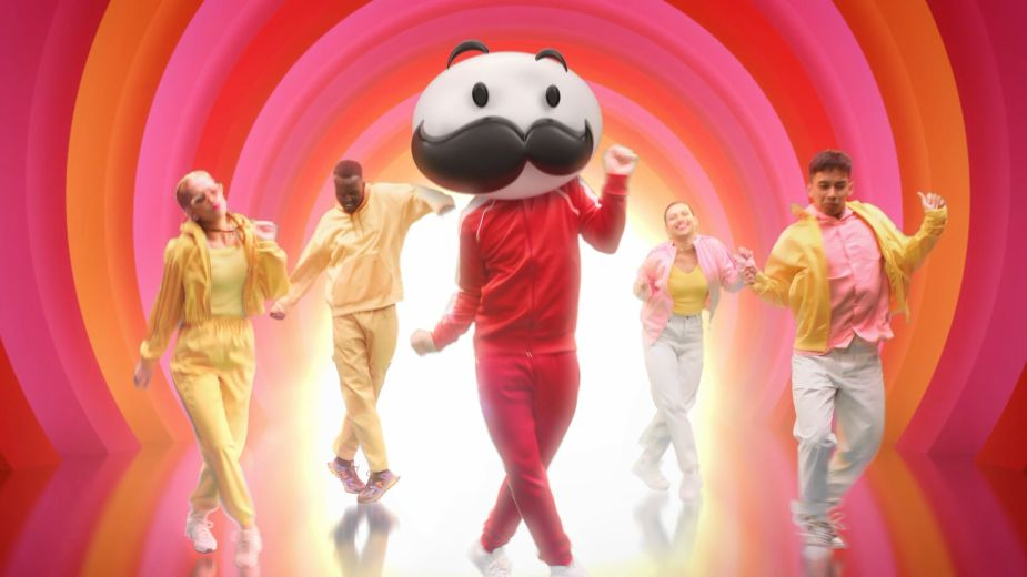 Akkomplice Gives Mr P Some Hot Moves for New Pringles Campaign