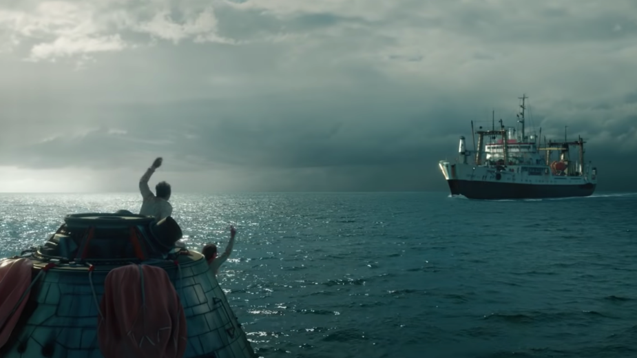 Behind the Work: How Director Greg Gray Turned South Africa into Mission Control for Pringle's Super Bowl Spot