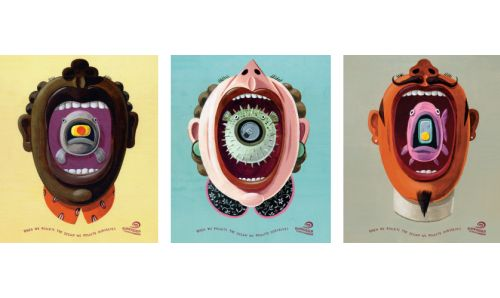 Y&R's Crafty Print Campaign For Surfrider Foundation