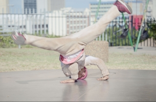 Breakdancing Prodigy Spins Out at the Playground for New Persil Spot