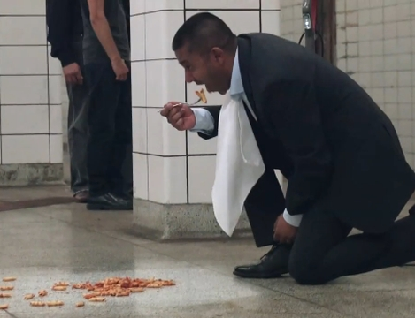Why BISSELL's Sr. Brand Manager Ate Pasta Off a Subway Floor