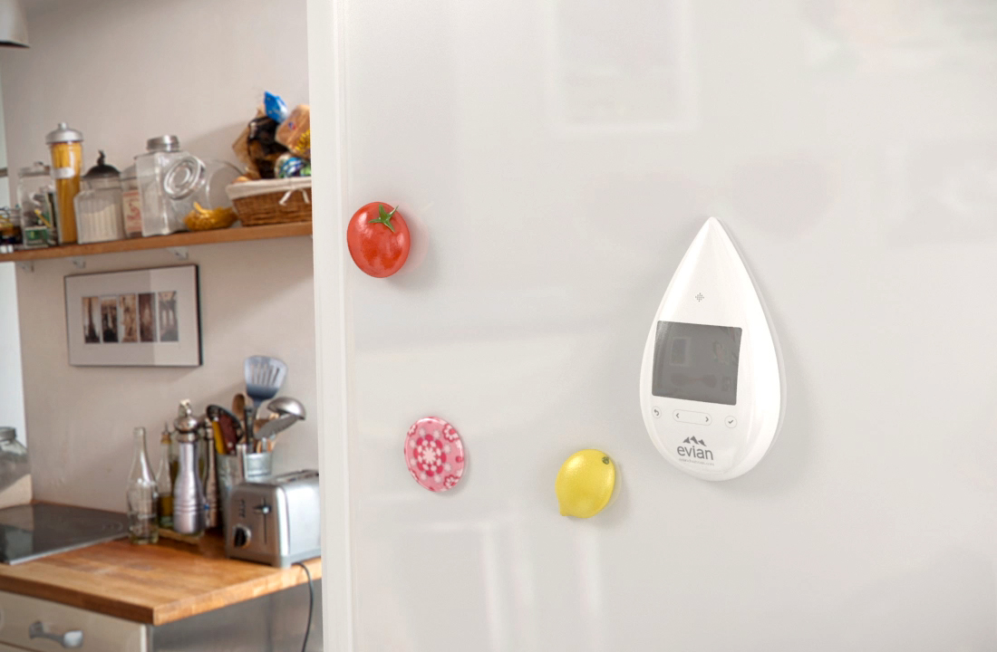 evian Smart Drop Project By BETC