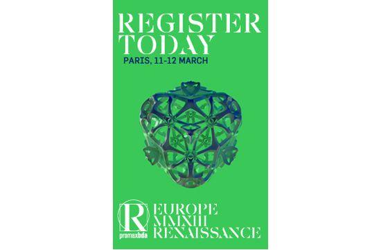 PromaxBDA Europe 2013 Heads to Paris