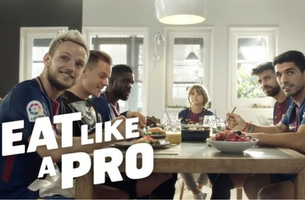 FC Barcelona Stars Encourage Kids to Eat Healthy in New Beko Campaign