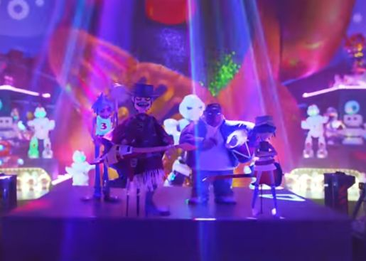 E.ON and Gorillaz Collaborate to Create Solar Powered Miniature Doll Showcase Extravaganza