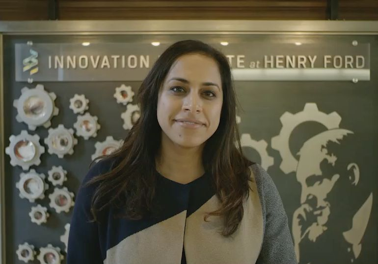 Brand Studio Lodge 26 Crafts Uplifting Video for Henry Ford Cancer Center
