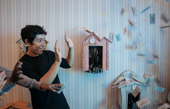 Droga5 and Prudential's Escape Room Puts You in a Race for Retirement
