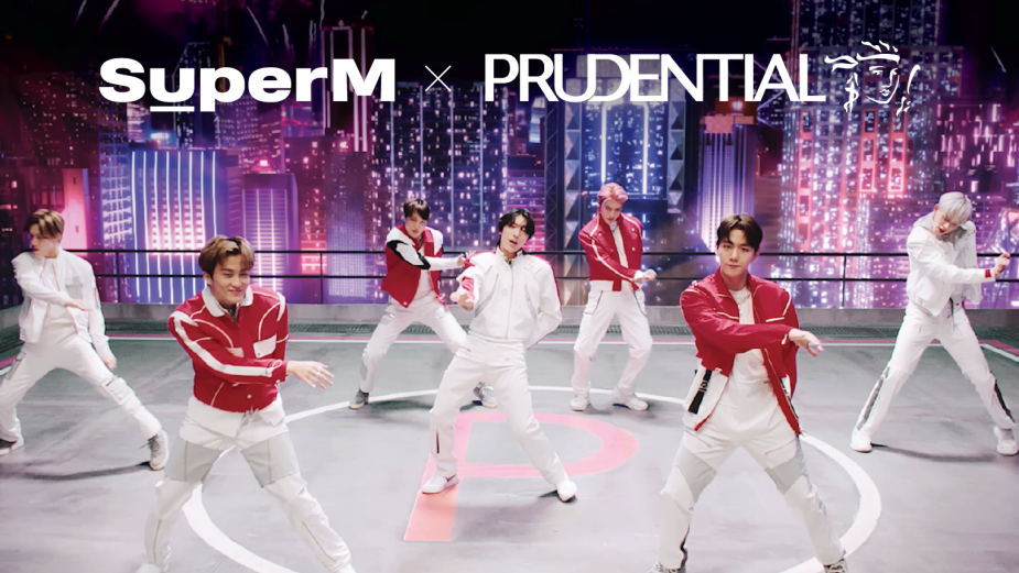 K-Pop Supergroup SuperM Injects Fun into Wellness with Music Video for Prudential