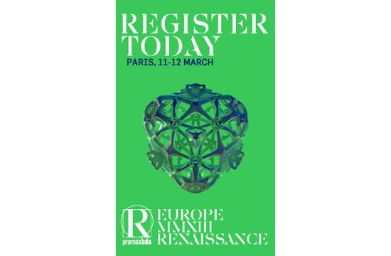PromaxBDA Europe Finalizes Conference Programme