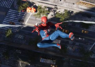 Marvel Releases Kick-Ass New Trailer for Latest Playstation-Exclusive Spider-Man