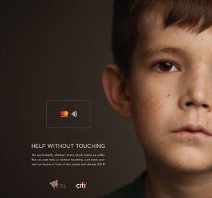 Citi and Mastercard Create Hi-tech Solution To Help Suffering Russian Children