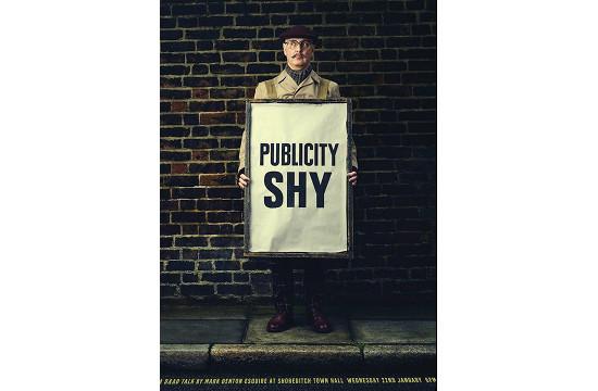 D&AD & Mark Denton Present 'Publicity Shy'