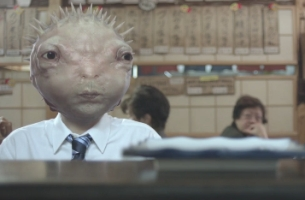 Life With a Fish Head Doesn't Seem Bad in This Weird & Wonderful Short