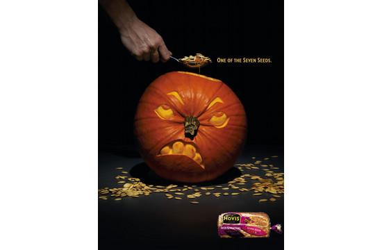 Hovis 'Pumpkin' by JWT London