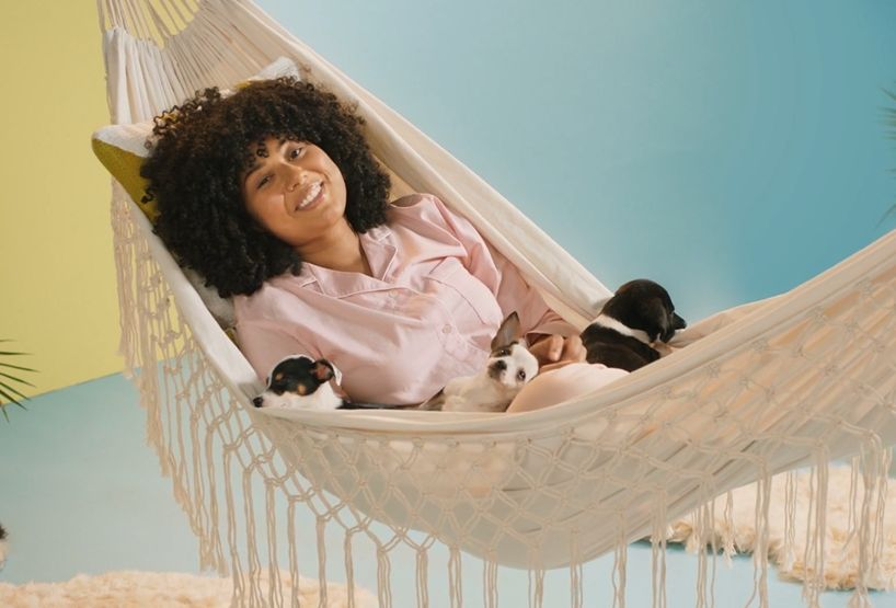 Puppies and Hammocks Put Migraines at Ease in New Spot for Cove