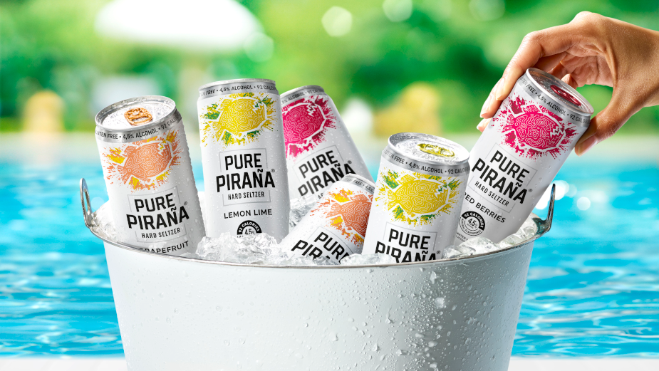 Pure Piraña is Ready to Refresh Europe with Hard Seltzer Expansion
