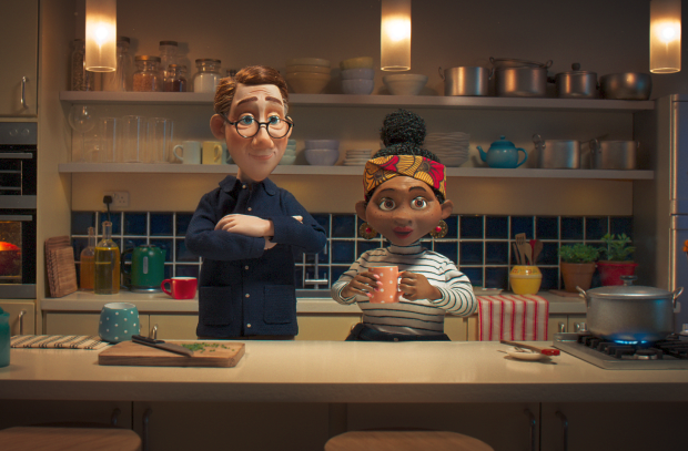 Purplebricks Says 'You'll Be Totally Sold' with Stop Frame Animation Ad