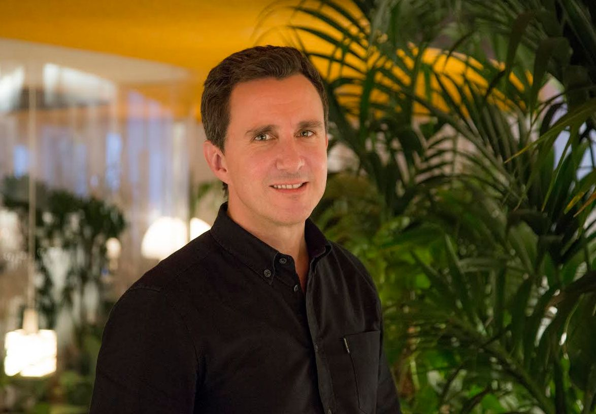 5 Minutes with… Jonathan Goldstein