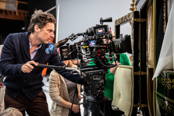 Director Zach Braff Signs to RSA UK