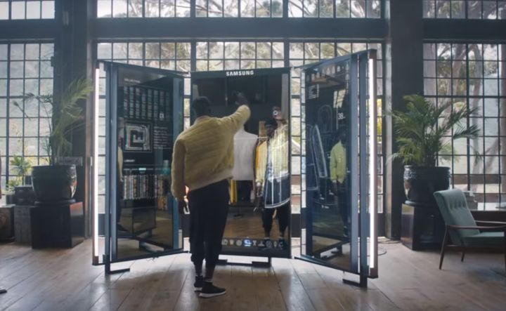 New Samsung Spot Looks to the Future with a 'Que Será Será' Remix