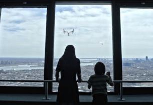 Drones Take to Montréal's Skies in New Tourism Campaign from lg2