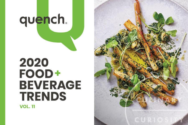 5 Important Trends Impacting the Food and Beverage Industry