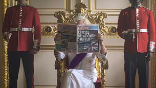 Marshall Street's Joe Wilby Cuts Satirical 'Royal Wedding' Ident for E4