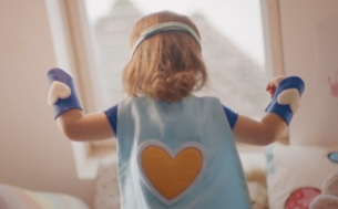 Superhero Babies Demonstrate the Power of Soft for Fairy