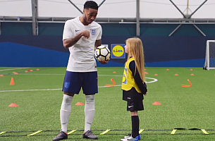 Lidl 'Dream Big' for England Team This Summer in New Campaign