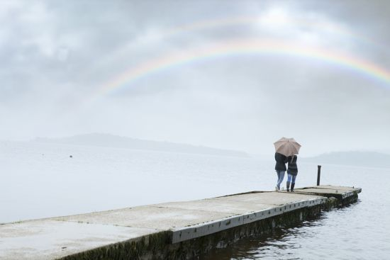 AMV and Sainsbury's Bank show that there is gold at the end of the rainbow
