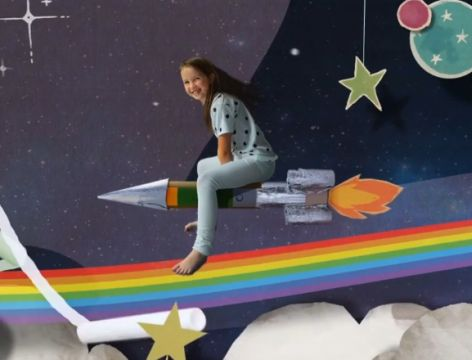 Find Your Start to a Good Day in SMFB's Interactive Ikea Spot