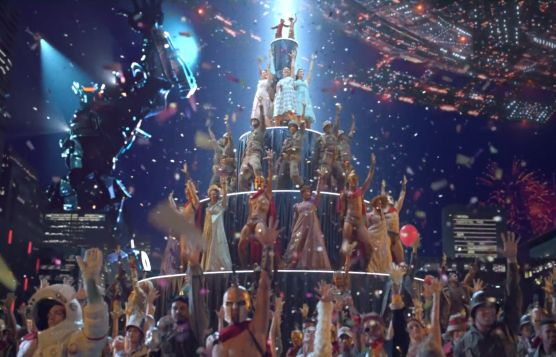 Comparethemarket.com Goes 'Epic' with a Musical Movie Spectacular