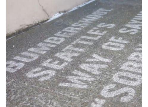 Publicis Seattle Uses Rain-vertising for Bumbershoot Festival