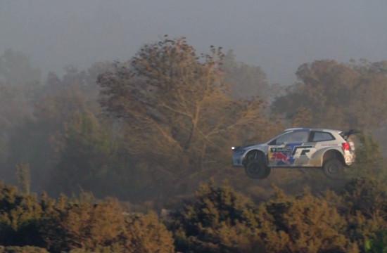 Henrik Hansen Shoots VW 'Rally'