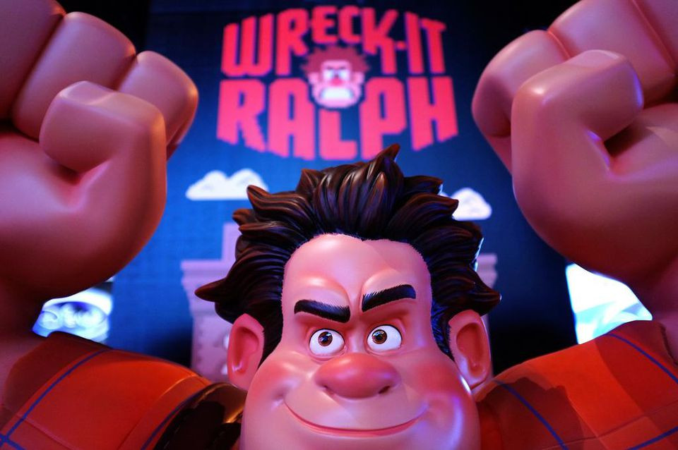 Wreck-It Ralph Smashes into the VOID