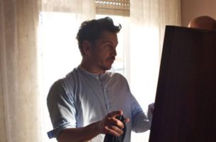 The Family Signs Director Benito Montorio
