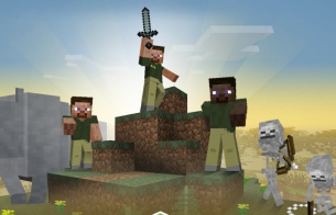 Telegraph Hill Uses Minecraft To Highlight the Plight of African Wildlife