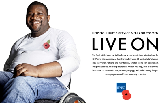 RKCR/Y&R & Rankin Celebrate the Armed Forces with New Campaign