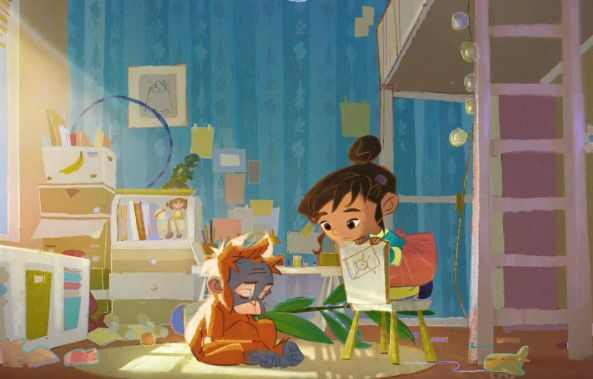 Baby Rang-Tan Searches for a Home in Emotional New Greenpeace Spot