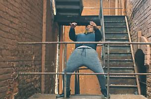 Rexona Releases Amazing Acrobatic Ad Created by Mullenlowe Brazil