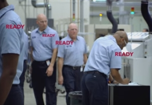 Ogilvy Chicago & Cintas Corp Help You Really Get Ready for the Workday