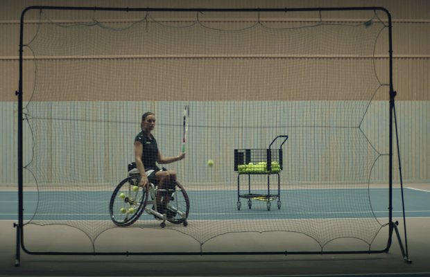 Nerve-Wracking Wheelchair Tennis Match Hightlights Growing Talent in Para Sports
